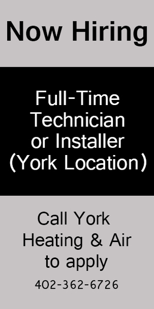 York Heating and AC Now Hiring